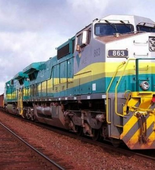 Ferroeste projeta ramal de R$ 6 bilhões para trazer grãos até Chapecó.