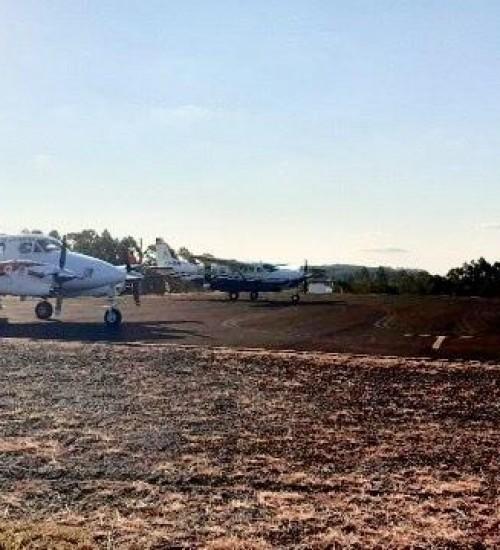 Inicio da venda de passagens e voos de SMO para Florianópolis vão iniciar dia 27.
