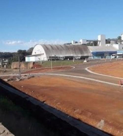 Obras na BR 163 em São José do Cedro devem provocar alteração no trânsito.