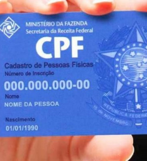 Senado aprova PL que estabelece CPF como número único de identificação geral no país.