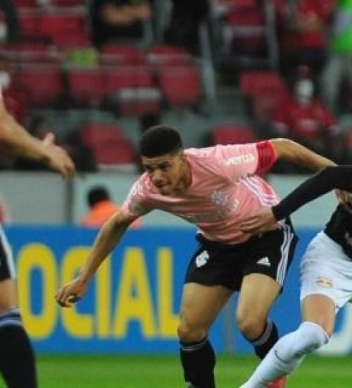Inter sofre gol nos acréscimos e só empata com Red Bull Bragantino pelo Brasileirão.