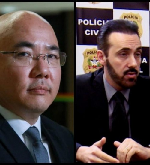 Investigação de corrupção e fraude em SC pode ter levado Akira a pedir demissão.